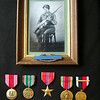 2 20 2014 Dad, Bronze Star and medals, army 1944-1946 CIMG1237