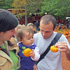 A Day at Burt's Pumpkin Patch in Dawsonville, Ga.