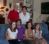 Family at Thanksgiving 2010<br /> L>R  Harrison and girlfriend Delaney, Leanne, Sydney<br /> top Harry & Judi