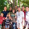 Father's Day at Geoff/LeAnn's  Dad's and Future Dad's