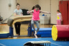 Freja has really been enjoying the beginners' gymnastics class offer by the Mount Horeb Parks & Recreation Department. She seems to always have an eager smile on her face as she does all the activities. When we're done, she says how fun it was. If she wants to, perhaps we'll look into some classes she can attend in the fall.