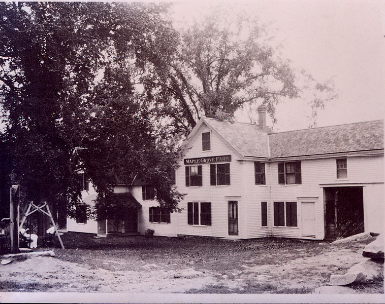 1914 Maple Grove Farm