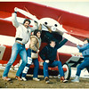 Bob-Deb-Lynn-Doug Plane CO-1985