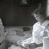 Patti R  Whitney, anticipation, waiting for baby Howard