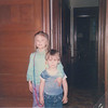 At Dannie and Donna's 1986