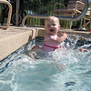 Macy splashing