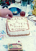 Nana and Ketch birthday cake