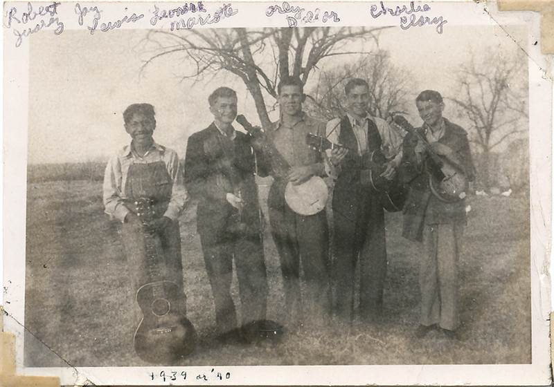Robert Juarez, Jay Lewis, Leonard Marcotte, Orly Dollar, Charles Clary.