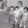 With Uncle Pui<br /> Victor, Daisy, Amy