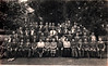 Ben Fisher 4th from left front row LLandrindod Wells c1944