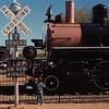 Ahhhh Michael when he was 3 with dreams of being a train engineer.