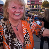 Nancy at Las Vegas Supercross - 5 May 2012