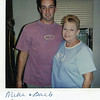 Mike and his aunt Bard Tracy 2004