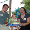 Ethan's first birthday!