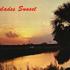 Everglades Sunset 1974