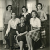 Whitney Family - Patti Rose, Robert Sims, Elizabeth Ellen, Martha Ann, Patti Florence, Mary Alice
