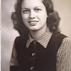 Ruthie's senior picture 1949