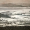 Fog in the Shenandoah Valley