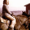 1978 Sue on Tonka at some barn in North Salem, NY.  Probably the only time I've seen her on a horse in our entire lives....