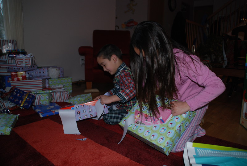 Love Opening Gifts Oh Yes We Do