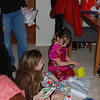 Opening some Gifts and Exchanging Cookies