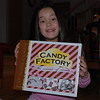 I love this candy factory