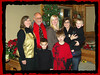 After a Christmas feast at Carolyn & Tom's it was time for a family portrait with the grandchildren