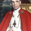 Pope Pius Xii - reigned from 2 March 1939 - 9 Oct 1958