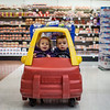 Fast and Furious at the Supermarket