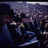 Circa mid 50s/ Army Navy game at Franklin Field in Philadelphia.