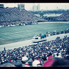 Circa late 40s-early 50s/ Army Navy game at Franklin Field in Philadelphia, PA.