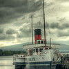 The Maid Of The Loch .  Loch Lomond, Balloch Pier.