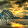 Clyde Auditorium, The Armadillo