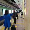 积水潭地铁,还是老样子,去西站退票