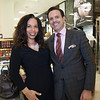 Tracy Koco and Tom- Saks Sale Associate