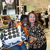 Unita Gustave and Gaby-Saks sale associate