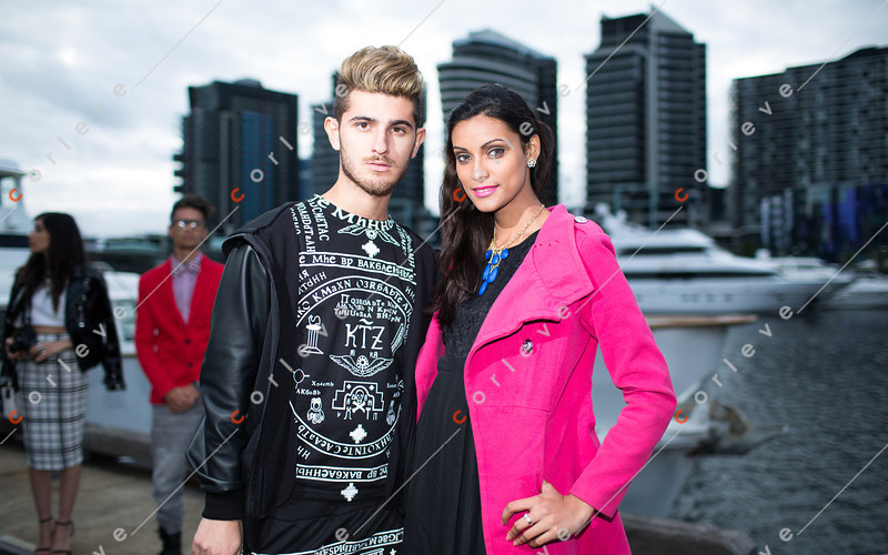 2014 Virgin Australia Fashion Festival