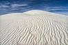 The Contours of White Sands National Monument