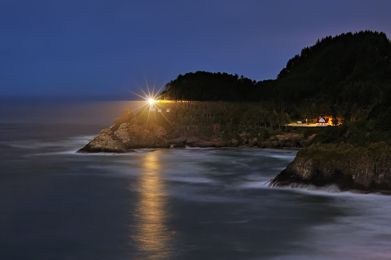 Heceta Head Lighthouse: An Oregon Star Attraction