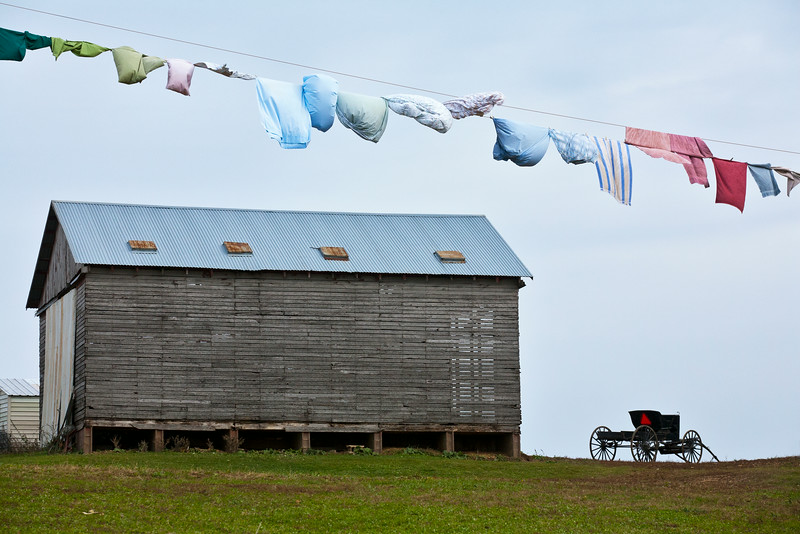Washday Amish Country WI_6978
