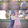 Montreal Wedding And Engagement Photography | Lavender Fields Stanstead Quebec