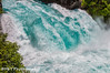 Final stage of the Huka Falls
