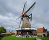 [HOLLAND.FRIESLAND 30164] 'Windmill De Kaai in Sloten.'