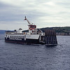Caledonian MacBrayne MV Loch Striven approaching Largs May 94