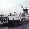 Caledonian MacBrayne MV Loch Striven Largs Jul 93