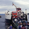 Caledonian MacBrayne MV Loch Striven Largs Slipway May 94