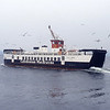 Caledonian MacBrayne MV Loch Linnhe Largs May 91