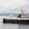 Northlink Ferries MV Hamnavoe_Orkney Ferries MV Graemsay Stromness Harbour 4 Jul 12