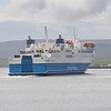 Northlink Ferries MV Hamnavoe Stromness Harbour 2 Jul 12