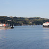 Caledonian MacBrayne MV Isle of Mull_Lord of the Isles Oban Bay May 12
